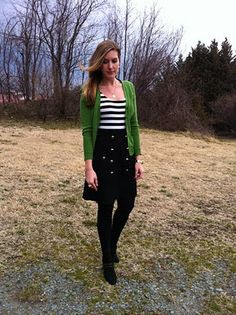 Kelly Green | Fashion in the 9 - 5