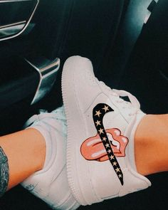 Nessa moves to LA to peruse her career and live her life to the fulle… #nonfiction #Non-Fiction #amreading #books #wattpad Cute Nike Shoes, Cute Nikes, Nike Custom Shoes, Custom Painted Shoes, Moda Sneakers, Shoes Sneakers, Kd Shoes, Kicks Shoes, Adidas Shoes
