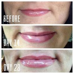 Contours lips, giving shape and definition. Stimulates collagen production within lip tissue for fuller looking lips without irritation. Supplies antioxidant protection for more youthful looking lips Nu Skin, Contouring Lip Gloss, Beauty Secrets, Beauty Hacks, Beauty Tips, Lip Tips, Best Skincare Products, Skin Products, Makeup Lips