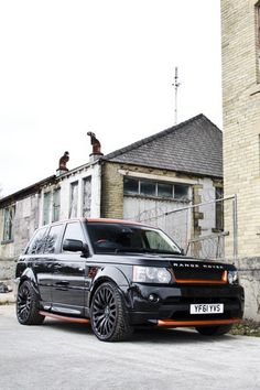 Range Rover by Kahn Design