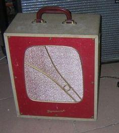 Dynacord KV10 Röhrenverstärker 50s rare & vintage tube amp