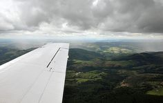 According to many pilot reviews, the Beechcraft King Air is exceptional at handling bad weather, and is the ideal plane for flying in storm clouds, gusting winds, snow showers and even in wind shear advisories.