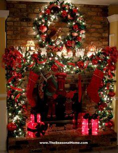 La dcoration Nol extrieur parfaite pour votre maison Front
