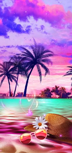 Beach Wallpaper, Colorful Wallpaper, Iphone Wallpaper, Beautiful Nature Wallpaper, Beautiful Sunset, Attractive Wallpapers, Landscape Pictures, Pastels, Outdoor Decor