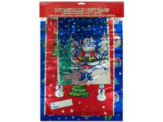 3 count metallic gift xmas bags Case of 144 -- You can find more details by visiting the image link.