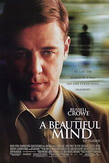 A Beautiful Mind. Russell Crowe as a schizophrenic genius in a performance that will leave you breathless. A masterpiece.