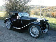 MG PB Roadster (1935)