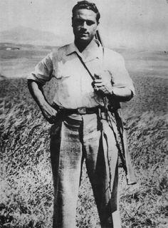 Bandit leader and part-time revolutionarySalvatore Giuliano (November 16, 1922-July 5, 1950)