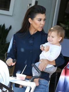 Kourtney Kardashian #celebrity #style #2013