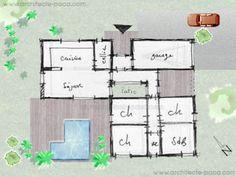 Wwwplanmaisonplainpiedcom Wpcontent Uploads Plan - Plans de maison gratuit