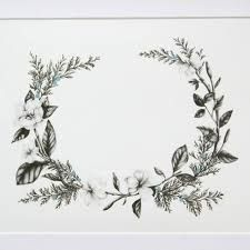 Image result for lace wreath tattoo                              … …