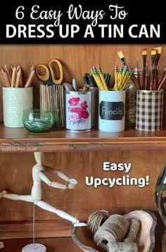 Diy Crafts Hacks, Diy Home Crafts, Easy Diy Crafts, Diy Crafts To Sell, Home Craft Ideas, Home Crafts Diy Decoration, Diy Home Decor On A Budget Easy, Craft Ideas For The Home, Easy Diy Room Decor