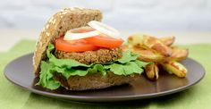 Quick and Easy Lentil Burgers - Nutrition Studies Plant-Based Recipes