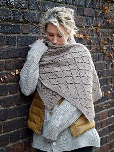 hazard knitting pattern by anne hanson strickanleitungen loveknitting - The world's most private search engine Knitted Shawls, Knitted Blankets, Crochet Shawl, Crochet Lace, Lace Shawls, Shawl Patterns, Knitting Patterns, Love Knitting, Knitting Scarves
