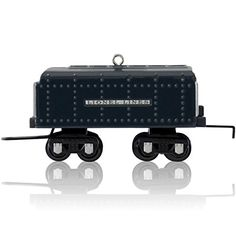 Hallmark QXI2576 Lionel 265W Tender  2014 Keepsake Ornament -- This is an Amazon Affiliate link. Be sure to check out this awesome product.