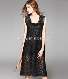 b712366f0b51 2016 Fashion Women Dress Pakistani Dresses black