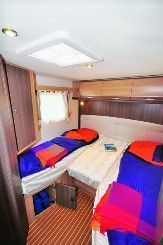 Rapido 766FF - motorhome review | Motorhome Reviews | Out and About Live Rv Motorhomes, Bunk Beds, Live, Furniture, Home Decor, Decoration Home, Loft Beds, Room Decor, Home Furnishings