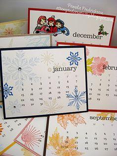 Amuse studio calendar