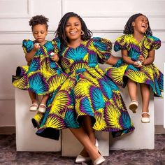 """STUNNING KIDS ANKARA STYLES are absolutely top notch.African fashion with its ankara styles and lace styles popularly known as as """"asoebi"""" Ankara Styles For Kids, African Dresses For Kids, Latest African Fashion Dresses, African Print Dresses, African Print Fashion, Africa Fashion, African Wear, African Attire, African Prints"""
