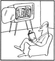 How to improve TV...