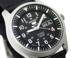 BEST QUALITY WATCHES - Seiko 5 Sports Men's Automatic Military SNZG15J1, £139.99 (https://www.bestqualitywatches.co.uk/seiko-5-sports-mens-automatic-military-snzg15j1/)