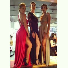 Fan Photo | Our lovely #HauteNightOut models in some of our sexy Abyss by Abby dresses
