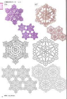 300 crochet patterns book - motifs,edgings - 2006 - Tayrin 3 - Picasa-Webalben