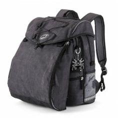 JEVA skoletaske Intermediate Black Denim. 700 bobs vi kan male en maple leaf på