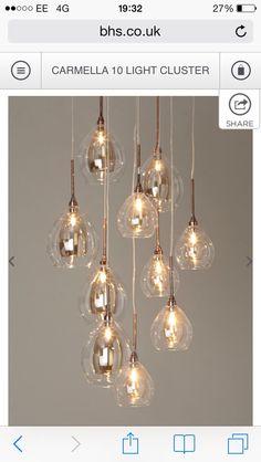 Dining room light - BHS