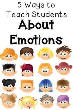 5 Tips for Teaching Emotions to Elementary Students – HoJo Teaches Need help teaching emotions to your students? Emotions Game, Emotions Preschool, Feelings Games, Teaching Emotions, Emotions Activities, Feelings And Emotions, Help Teaching, Activities For Kids, Kindness Activities