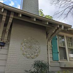 Merkaba Sacred Geometry Metal Wall Art Abstract Metal Wall | Etsy Silver Wall Art, Silver Walls, Modern Outdoor Wall Art, Outdoor Sculpture, Garden Sculpture, Brick Wall Decor, Memorial Day, Large Metal Wall Art, Buddha