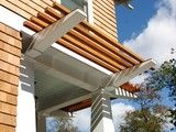 architectural awning