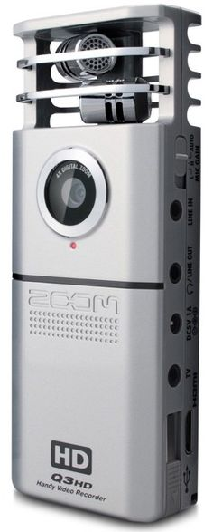 Zoom Q3HD Handy Video Recorder