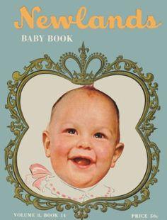 Baby Book Vintage Knitting Patterns - KarensVariety.com