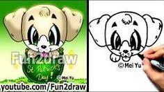 Fun2Draw Cute Doggie