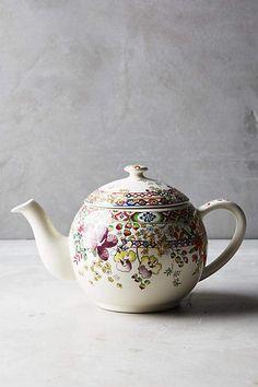 Faiencerie De Gien Gien Bagatelle Sugar Bowl #affiliatelink