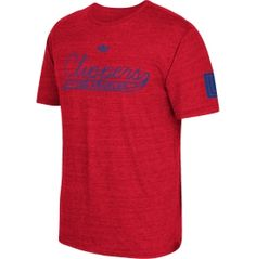 adidas Originals Men's Los Angeles Clippers Retro Fit Red T-Shirt - Dick's Sporting Goods