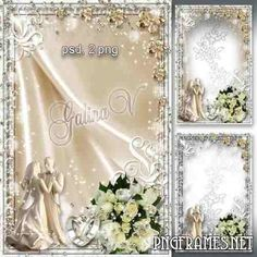 Photo frame Luxury Wedding PING