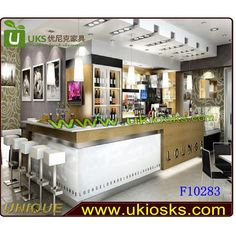 2014 Bar counter design wine bar counter for sale bar counter with chairs for shop-Mall Kiosk|Glass Jewelry Showcase|Coffee Kiosk|Food Kiosk|Food cart|RMU|Phone kiosk|Display Stand|Display Cabinet|clothes display rack|all the best retail furniture are from unique group.