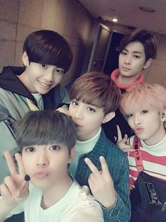 WEI,BITTO,JINHOO,XIAO,KOGYEOL #UP10TION