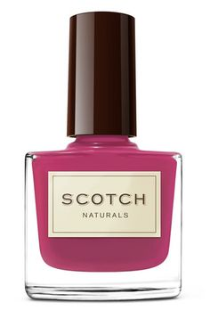Scotch Naturals in Tartan Swizzle  |  Non-toxic, eco-friendly nail polish, Vegan