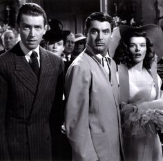 The Philadelphia Story, 1940, by George Cukor