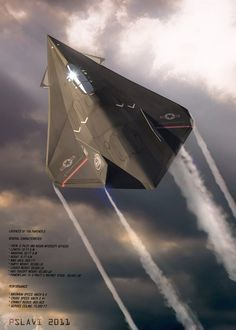 Project Lockheed Martin by on DeviantArt - Aircraft design Military Jets, Military Weapons, Military Aircraft, Fighter Aircraft, Fighter Jets, Stealth Aircraft, F4 Phantom, Colani, Space Travel