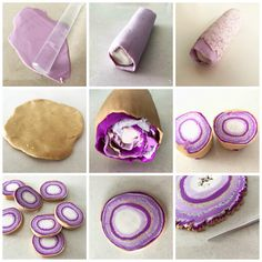 Most current Cost-Free polymer Clay Crafts Suggestions How to Make Faux Agate Geode Slices + 9 Design Ideas – Cathie Filian & Steve Piacenza Sculpey Clay, Polymer Clay Kunst, Polymer Clay Canes, Cute Polymer Clay, Polymer Clay Projects, Polymer Clay Creations, Polymer Clay Jewelry, Clay Crafts, Felt Crafts