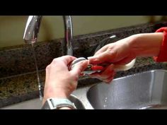 ▶ Kitchen Sink Smell Bad? Leaking? Helpful Tips from Roto-Rooter - YouTube