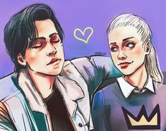 cole sprouse, riverdale, and betty cooper fan art Riverdale Betty, Bughead Riverdale, Riverdale Memes, Riverdale Netflix, Betty Cooper, Archie Comics Riverdale, Cole Sprouse Funny, Betty & Veronica, Cole Sprouse Wallpaper