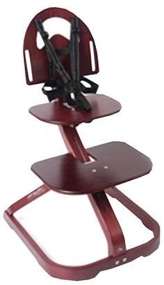 Signet Essential High Chair  Mahogany