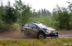 https://flic.kr/p/qwc9sc | Ford Fiesta RS WRC | Neste Oil Rally Finland…