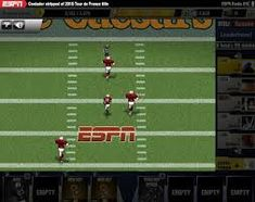 Return Man 5 also known as Linebacker is a modification of the Return Man 3 version. The game has a lot of amazing updates and features in it. In this game, one player faces the entire team alone. Online Games, Helping People, Corner