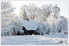 winter at Latvia